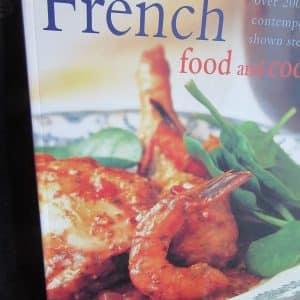 Books French Food and Cooking