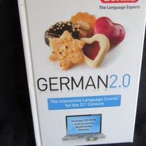 German 2.0 by Berlitz