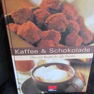 Books Kaffee and Schokolade