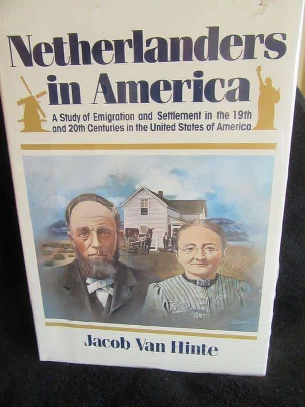 Netherlanders in America