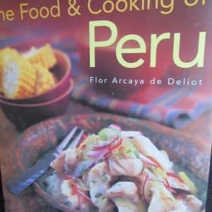 Peru Cookbook