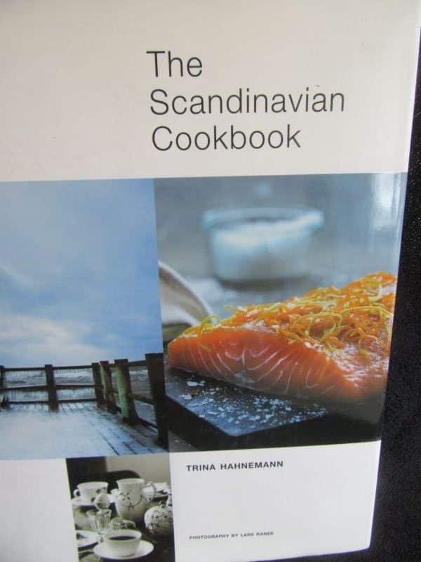 Books Scandinavian Cookbook