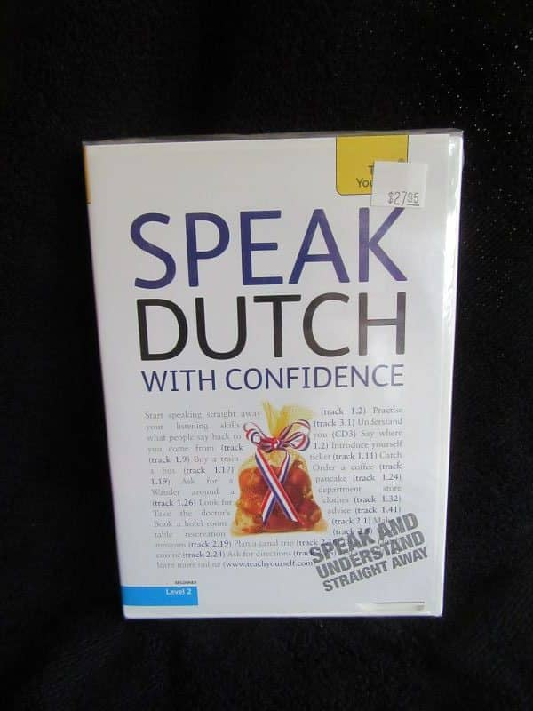 Speak Dutch with Confidence