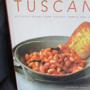 Books Tuscan Food