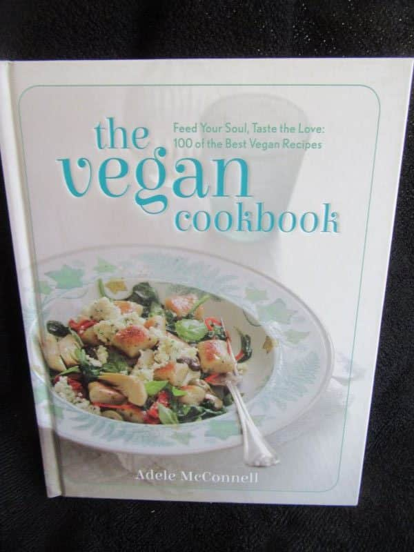 Books Vegan Cookbook by McConnell
