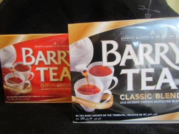 Barry's Tea Red and Black