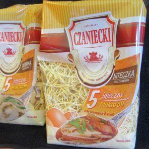 Czaniecki Soup Noodles