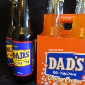 Dad's Old Fashioned Sodas