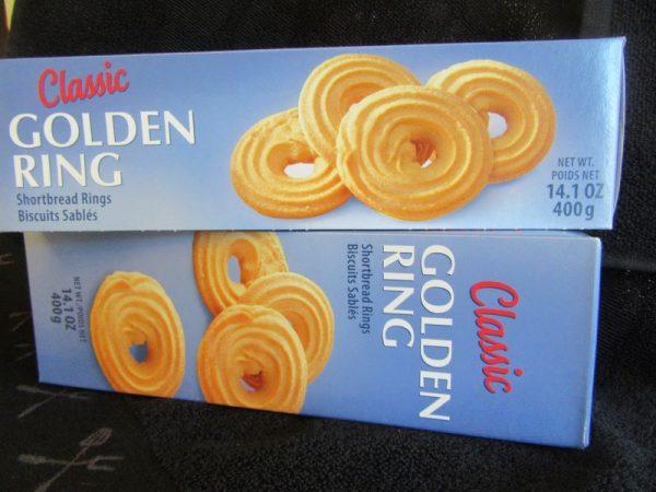German Shortbread cookies