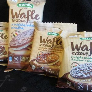 Kupiec Gluten Free Treats