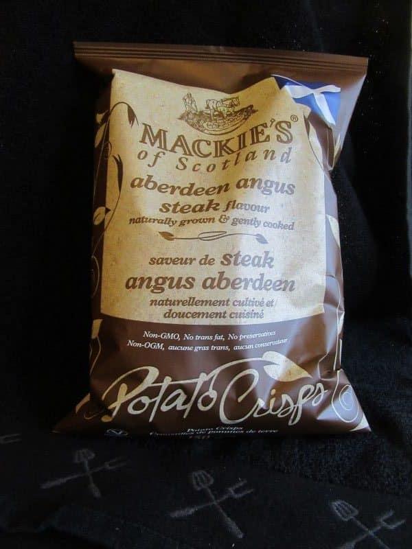 Mackies of Scotland Crisps