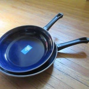 BK frying pans
