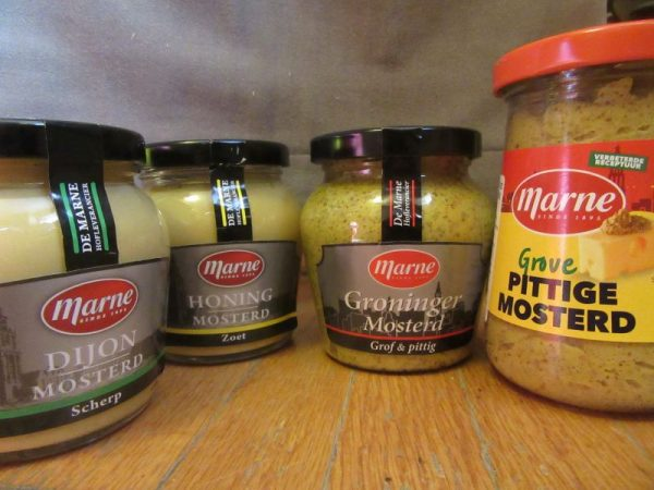 Mustards by Marne