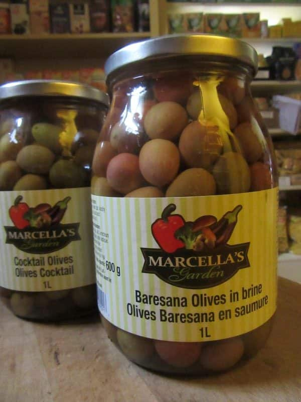Olives by Marcella's Garden