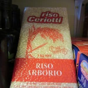 Rice Aborio by Ceriotti