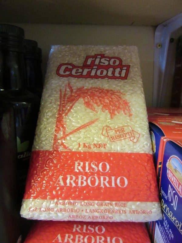Rice Aborio by Ceriotti