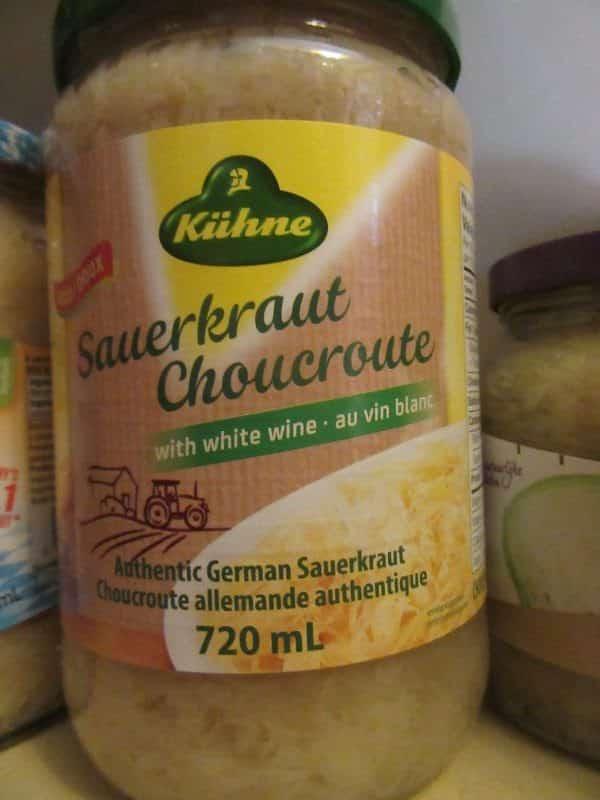 Sauercraut by Kuhne