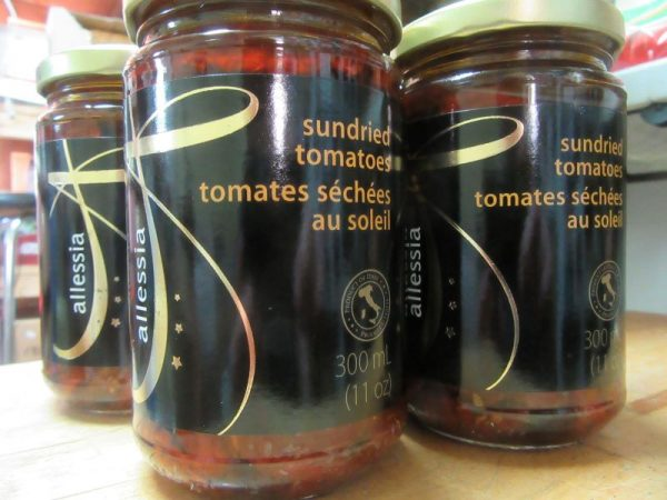 Tomatoes Sundried in Oil by Allessia