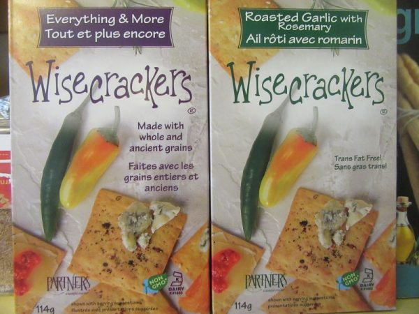 Wisecrackers by Partners
