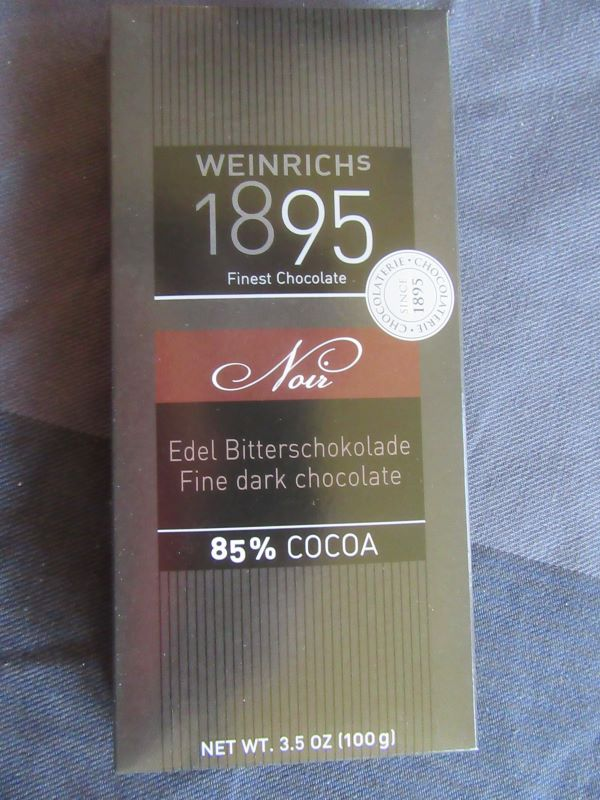 1895 Chocolate by Weinrich