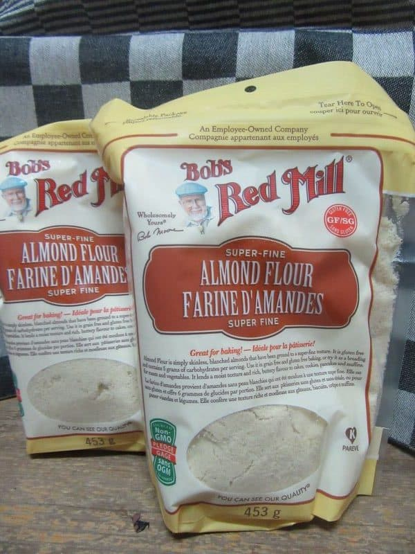 Almond Flour By Bob's Red Mill