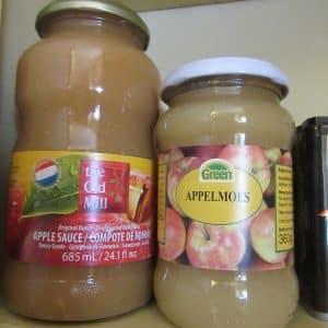 Applesauce