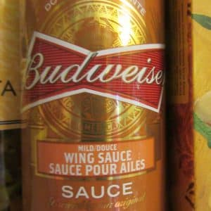 Budweiser Wing Sauce