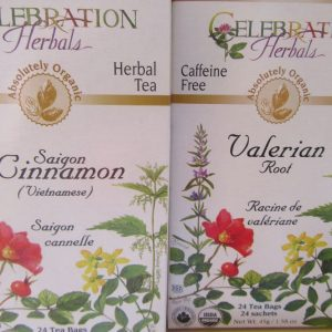 Celebration Herbals Tea Cinnamon
