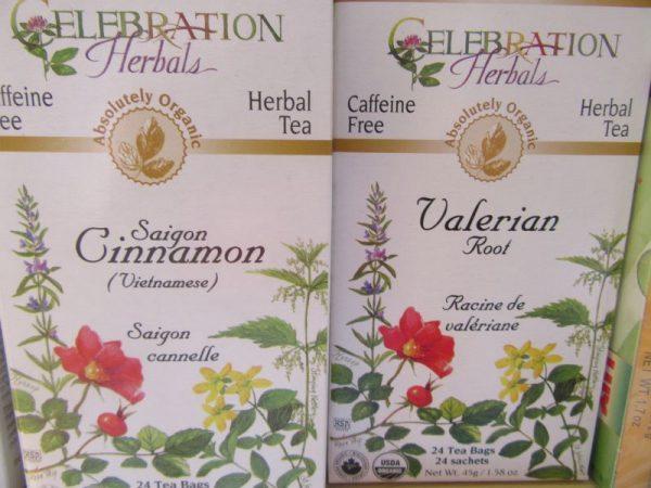Celebration Herbals Tea Cinnamon