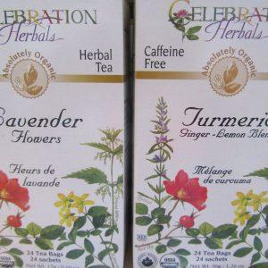 Celebration Herbals Teas