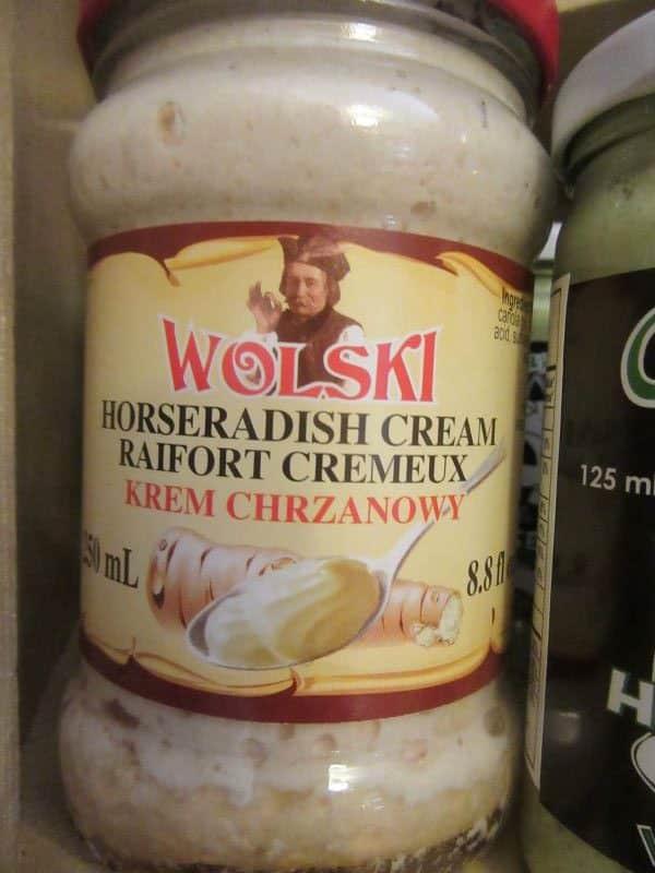 Horseradish Cream by Wolski