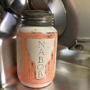 Vintage Nabob Jar
