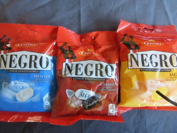 Hungarian Cough Candies