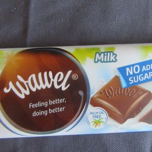 No Sugar Added Chocolate by Wawel