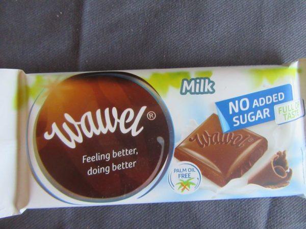 No Sugar Added Chocolate by Wawel