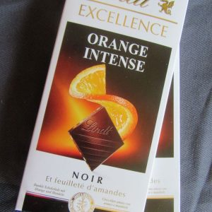 Orange Chocolate by Lindt
