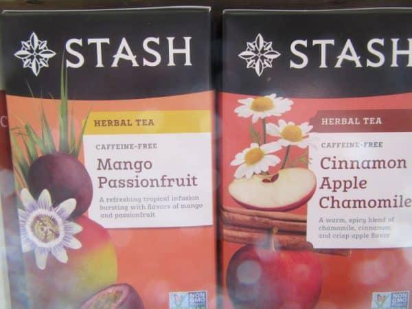 Stash Herbal Fruit Teas