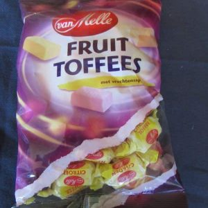 Van Melle Fruit Toffees