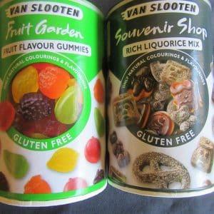 Van Slooten Gluten Free Candy