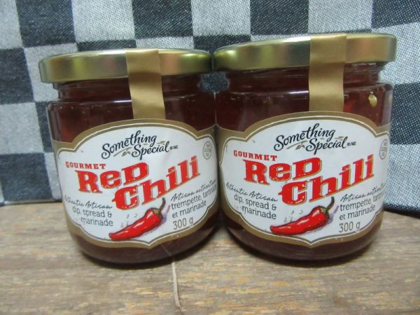 red chili pepper jelly