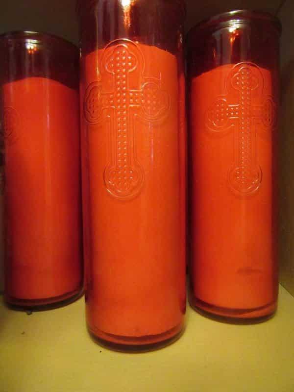 votive candle