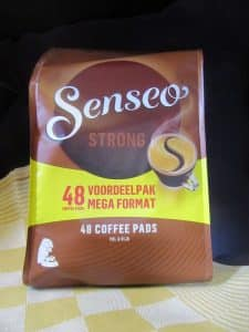 Seneo Dark Roast Coffee pads