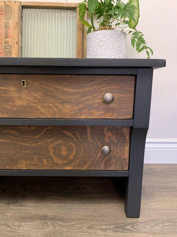 Chest of drawers Fusion Ash
