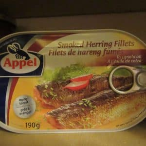 Appel Smoked Herring