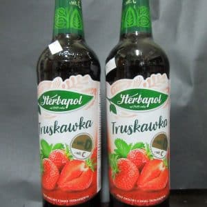 Herbapol strawberry syrup
