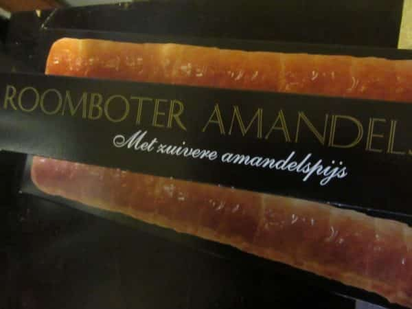 Real Butter Imported Almond Pastry Sticks