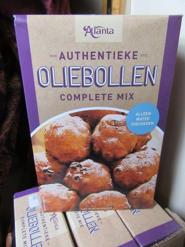 Atlanta Olibollen Mix