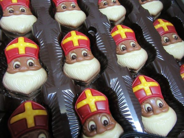 Sinterklaas chocolates