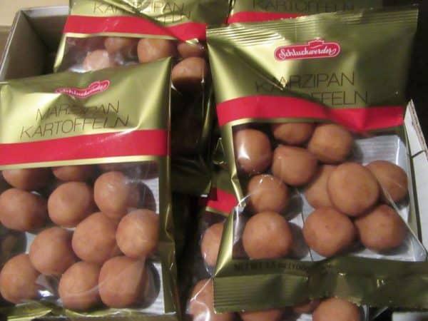 Schluckwerder Marzipan Potatoes