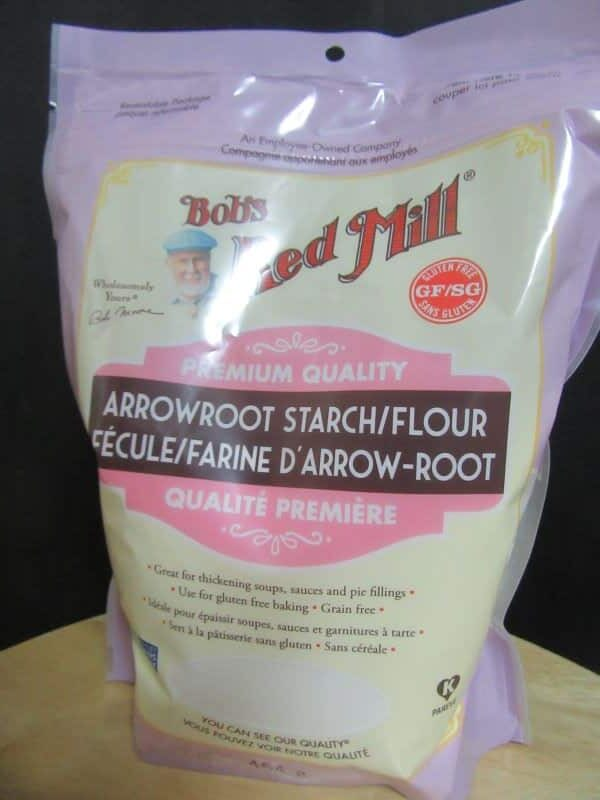 Bob's Red Mill Arrowroot Flour_Starch